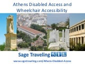 Athens Disabled Access and Wheelcha...