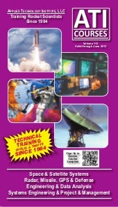 ATI Catalog Of Space, Satellite, Ra...