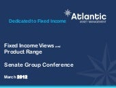 Atlantic senate march'12