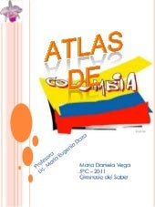 Atlas de Colombia