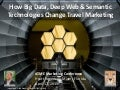 ATME Travel Marketing Conference - How Big Data, Deep Web & Semantic Technologies Change Travel Marketing