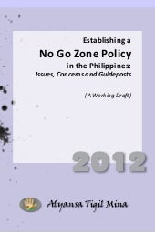 Atm No Go Zones Policy Paper