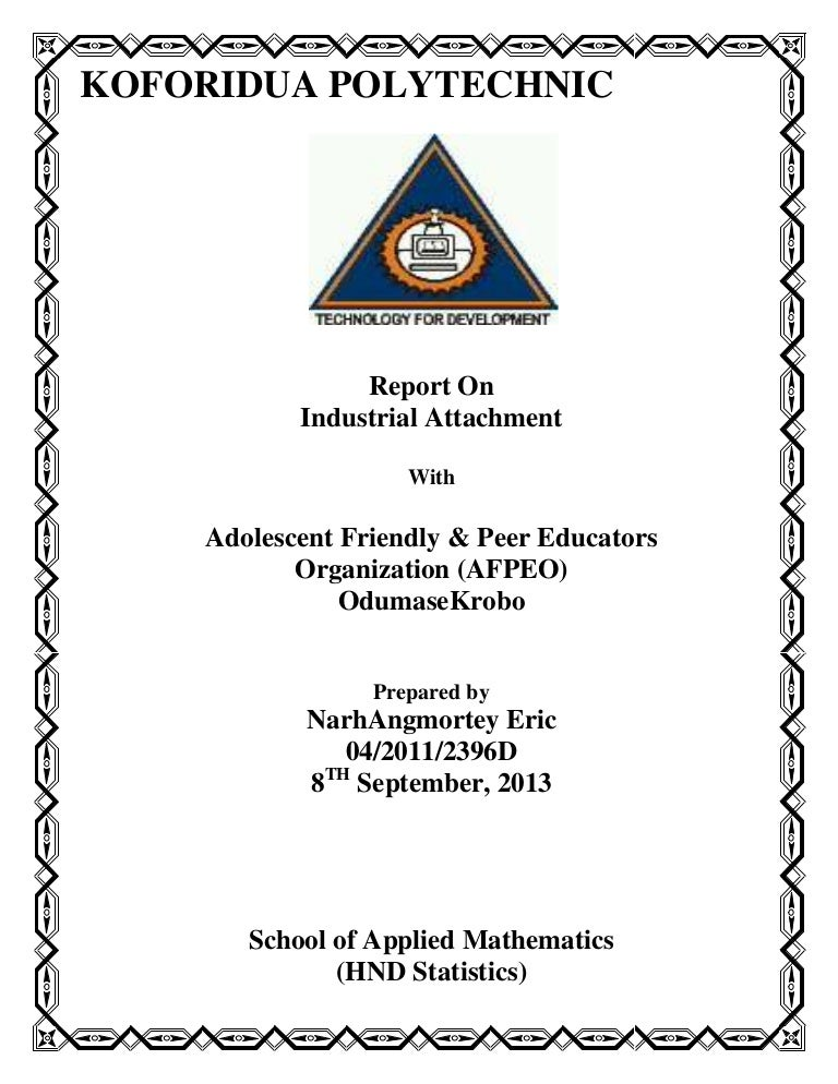 Secondary School Report Sample - Writing & Essay Contests And