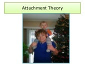 Attachment Theory Developmental Psy...