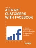 Attract custome with fb