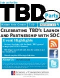TBD Program/Party at AU