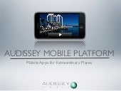 Audissey app demo_halifax