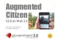 Augmented Citizen - C2G im Web 3.0
