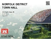 August Town Hall Meeting
