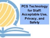 Aup internet safety presentation - ...