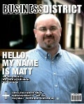 """Hello, my name is Matt"" (Austin Business District article)"