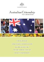 Australian Citizenship Nov2009