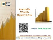 Australia Wealth Report 2016