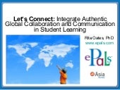 Authentic K12 Global Collaboration ...