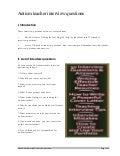 Teacher Interview Essay - Scribd