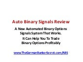 Auto Binary Signals Review - Automa...