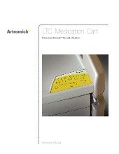 Artromick Auto Lock Manual for Hosp...