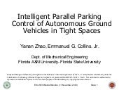 Automated Parallel Parking Using Fu...
