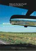 Automotive ad spend science   accenture