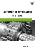 Automotive Application Meters by ACMAS Technologies Pvt Ltd.