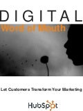 Automotive marketing digital word of mouth