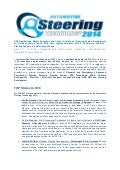 Our TOP STORIES @ Automotive Steering Technology 2014