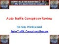 Auto Traffic Conspiracy Review - Bonus Auto Traffic Conspiracy