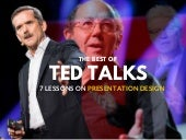 7 Takeaways on Presentation Design from TEDTalks