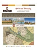 Pacesetter Homes Avalon Brochure