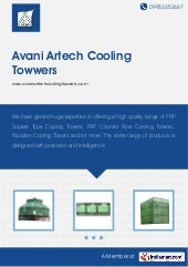 FRP Counter Flow Cooling Towers by ...