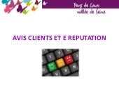 Avis clients et e reputation