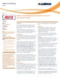 Avis Web Content Management Case Study