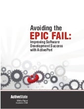 Avoiding the EPIC FAIL: Improving S...