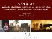 Meat and Veg: Livestock and vegetab...