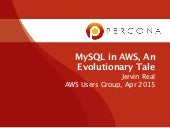 AWS Users Meetup April 2015
