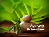 Introduction to Ayurveda : The Anci...