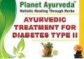 Ayurvedic treatment for diabetes type-2