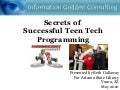 AZSL: Teen Tech Programming