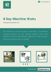 B kay-machine-works