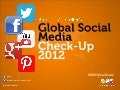 Burson-Marsteller Global Social Media Check-Up 2012