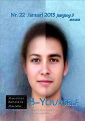 B yourself magazine nr.  22 januari...