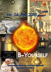 B yourself magazine nr.  24 mei-jun...