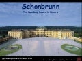 Schonbrunn Palace - The Habsburg Palace in Vienna