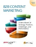 B2B Content Marketing Research Summary