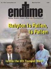 Babylon is Fallen -  Mar-Apr 2003