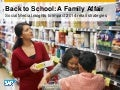 Back To School Retail Trends from SAP