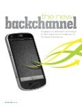 The New Backchannel