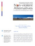 Backgrounder: Ecology of the Tibetan Plateau