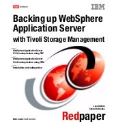 Backing up web sphere application s...