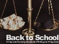 Back to School: 10 Up-and-Coming Graduate PR Degree Programs